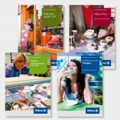 Allianz brochures